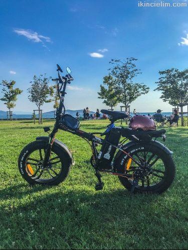 Rks Motor Küba E-City Elektrikli Bisiklet