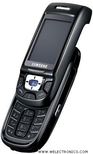 Samsung D500 Batarya - yeni