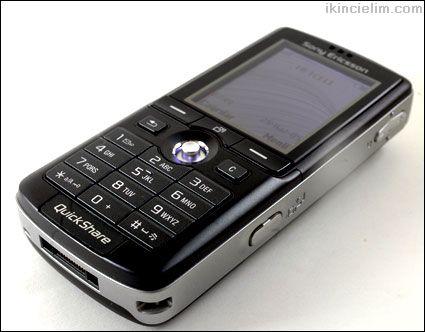 Sony Ericsson K750i batarya - yeni