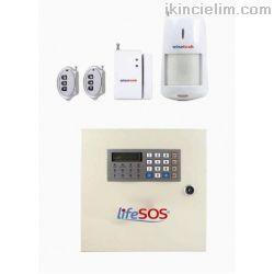 Kablosuz Alarm  Sistemi (ikinciel)