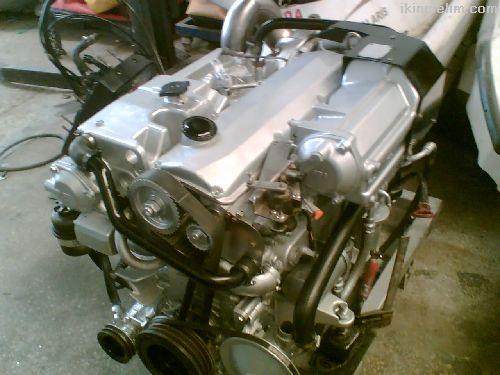 Satılık steyr 246 hp motor
