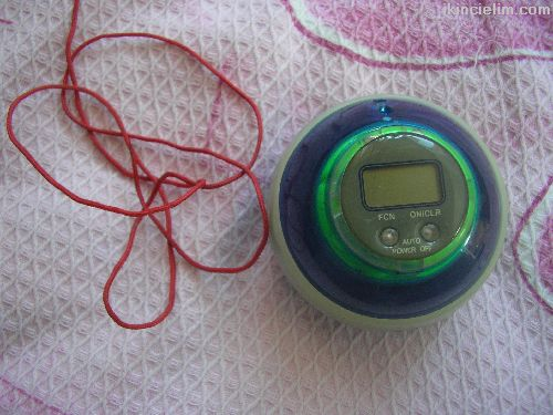 Mavi Işıklı Nsd Powerball