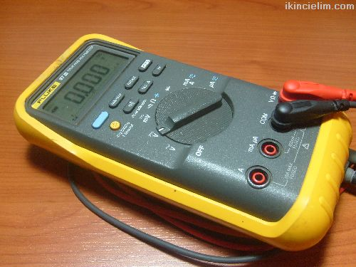 Diğer Elektrik Malzemeleri Satılık Fluke 87-III Multimetre