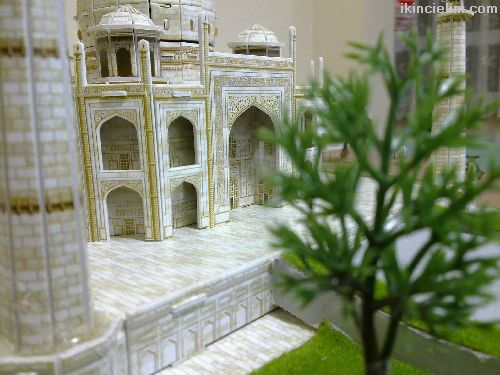 Tac Mahal Diorama Satılıktır Bakmadan Geçme