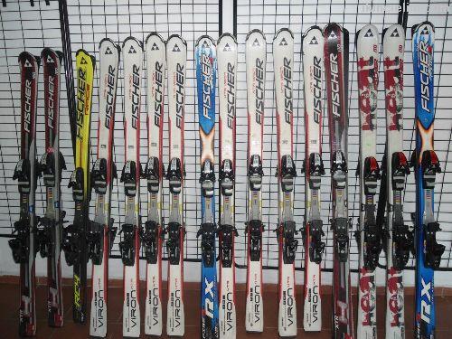 Fıscher kayak takimlari set olarak 1000 tl