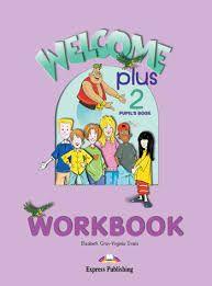 Welcome plus 2 workbook