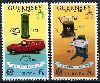 Guersney 1979 Damgasız Avrupa Cept Serisi