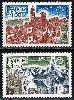 Fransa 1977 Damgasız Avrupa Cept Serisi