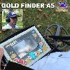 Ekranlı Derin Arama Dedektörü Gold Finder A5