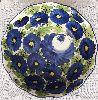 Ceramiche Giulianelli Dipinto A Mano Çiçek Dekorlu